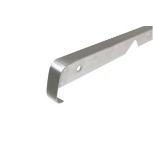 Планка для прямого соединения столешниц толщиной 38 мм (нерж./ст.)