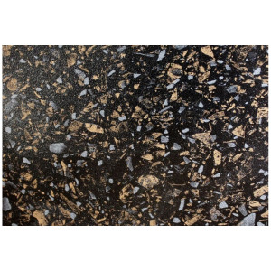Столешница Кедр 4059/S Черная бронза