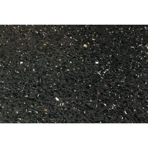 Стеновая панель Дюропал 7654 ТС Флеш черный