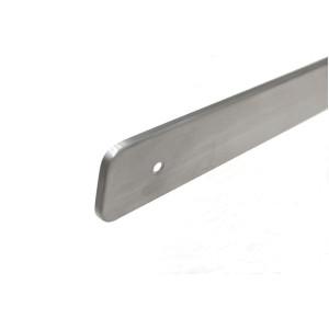 Планка торцевая для столешниц толщиной 38 мм (нерж./ст.)