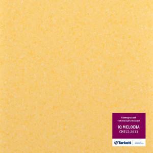 Коммерческий гомогенный линолеум Tarkett IQ Melodia 2633