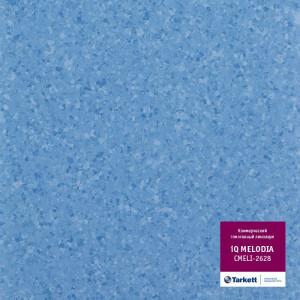 Коммерческий гомогенный линолеум Tarkett IQ Melodia 2628