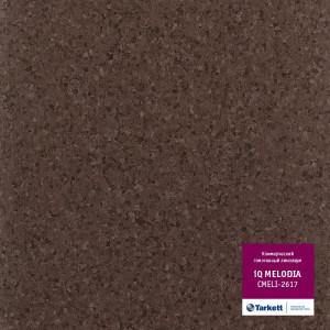 Коммерческий гомогенный линолеум Tarkett IQ Melodia 2617