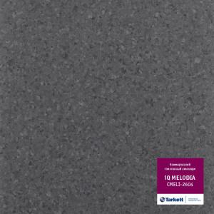 Коммерческий гомогенный линолеум Tarkett IQ Melodia 2604