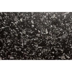 Стеновая панель для кухни Кедр 4060/S Черное серебро
