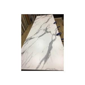 Стеновая панель для кухни Кедр 727/1 Гранит белый