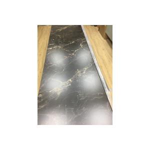 Стеновая панель для кухни Кедр 3029/1 Мрамор Марквина черный