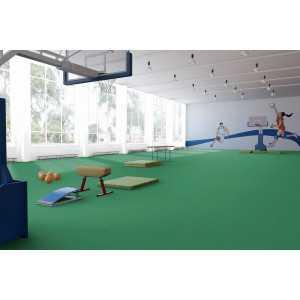 Линолеум спортивный Tarkett Omnisports R83 Excel Field Green