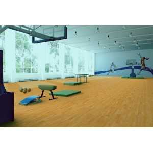 Линолеум спортивный Tarkett Omnisports R83 Excel Maple