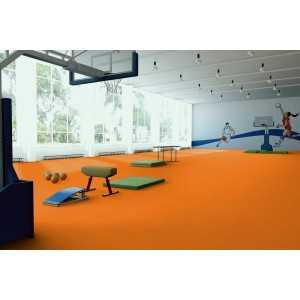 Линолеум спортивный Tarkett Omnisports R83 Excel Orange