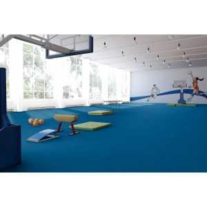 Линолеум спортивный Tarkett Omnisports R83 Excel Royal Blue