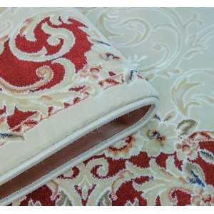 1516 Cream Red