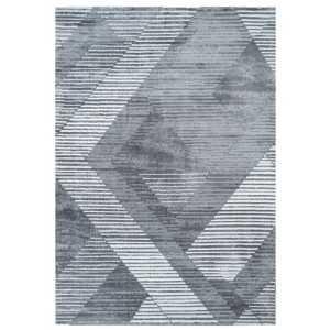 Ковер Culture 6675B M.Grey/L.Grey
