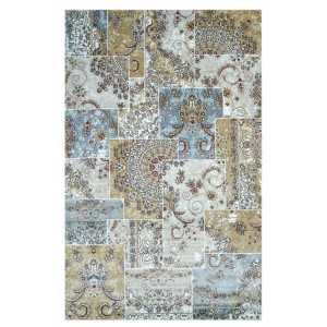 Ковер Бал Текстиль Artos W600A Beige/Blue