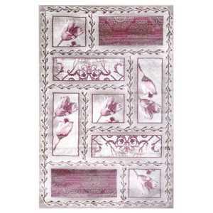Ковер Бал Текстиль Grammy W209A Cream/D.P.Red