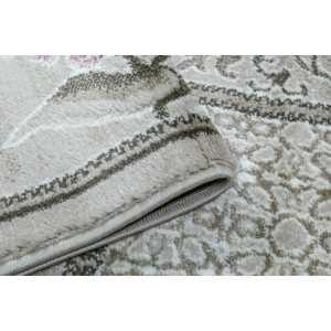 Ковер Бал Текстиль Grammy W316A Cream/Cream овал