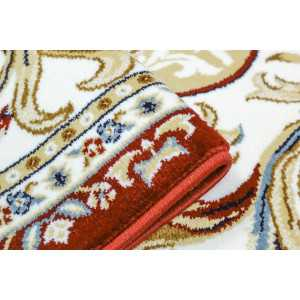 Ковер Бал Текстиль Persia Q555A Cream/Red